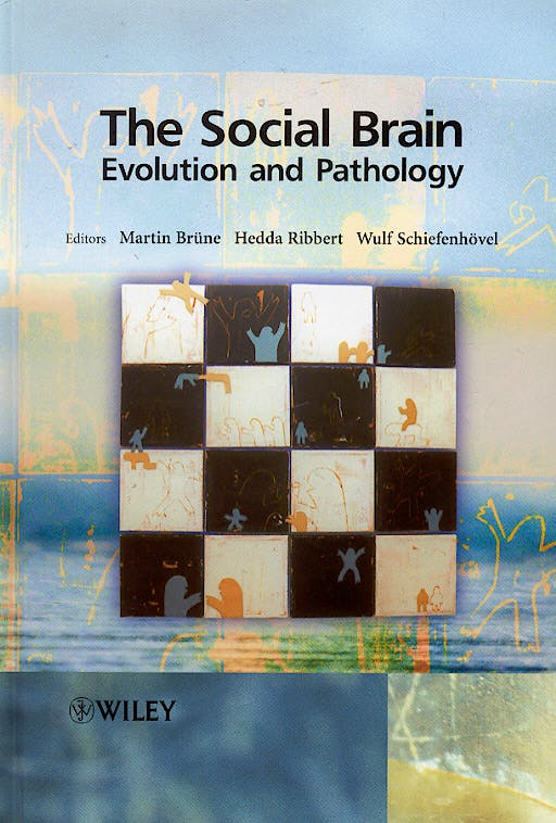 Portada del libro 9780470849606 The Social Brain. Evolution and Pathology