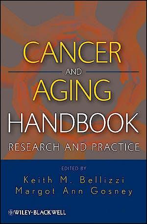 Portada del libro 9780470874424 Cancer and Aging Handbook. Research and Practice