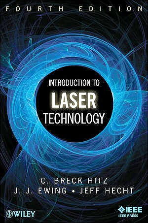 Portada del libro 9780470916209 Introduction to Laser Technology