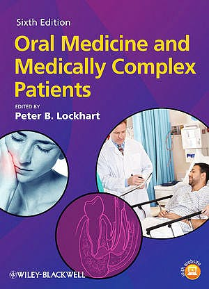 Portada del libro 9780470958308 Oral Medicine and Medically Complex Patients