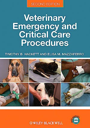 Portada del libro 9780470958551 Veterinary Emergency and Critical Care Procedures