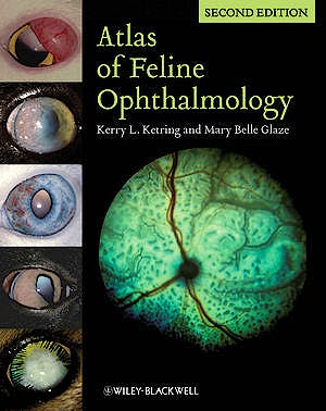 Portada del libro 9780470958742 Atlas of Feline Ophthalmology