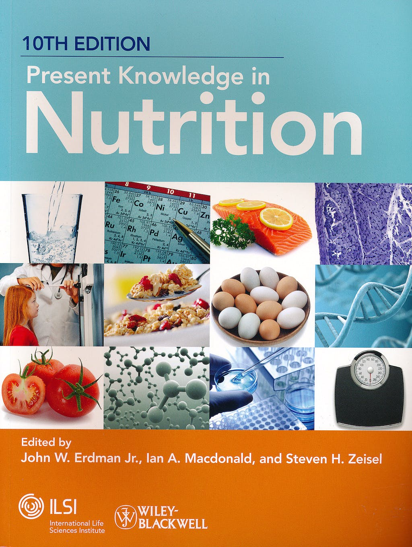 Portada del libro 9780470959176 Present Knowledge in Nutrition