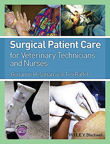 Portada del libro 9780470959763 Surgical Patient Care for Veterinary Technicians and Nurses