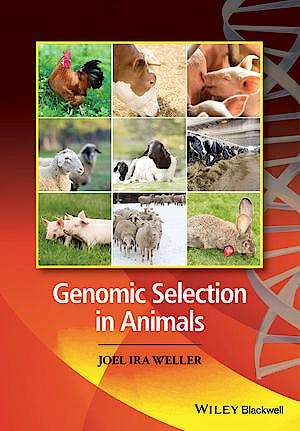 Portada del libro 9780470960073 Genomic Selection in Animals