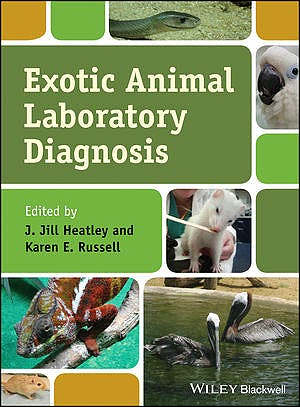 Portada del libro 9780470960356 Exotic Animal Laboratory Diagnosis