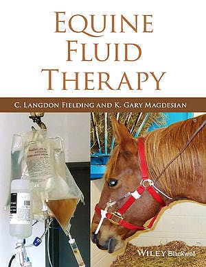 Portada del libro 9780470961384 Equine Fluid Therapy