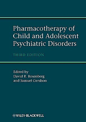 Portada del libro 9780470973769 Pharmacotherapy of Child and Adolescent Psychiatric Disorders
