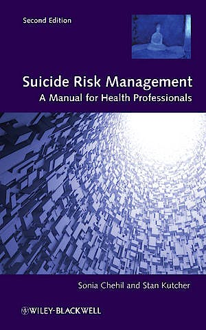 Portada del libro 9780470978566 Suicide Risk Management. a Manual for Health Professionals