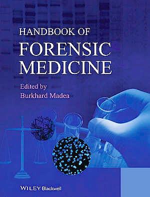 Portada del libro 9780470979990 Handbook of Forensic Medicine