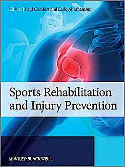Portada del libro 9780470985632 Sports Rehabilitation and Injury Prevention