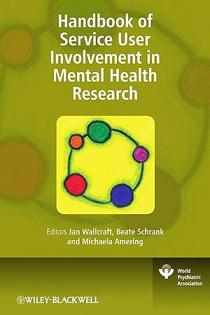 Portada del libro 9780470997956 Handbook of Service User Involvement in Mental Health Research