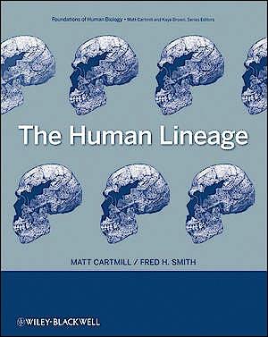 Portada del libro 9780471214915 The Human Lineage