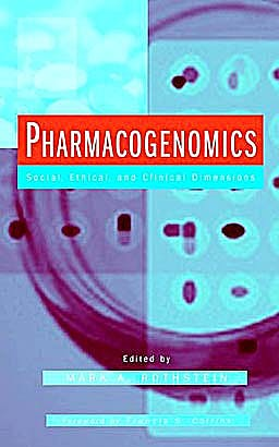 Portada del libro 9780471227694 Pharmacogenomics. Social, Ethical, and Clinical Dimensions