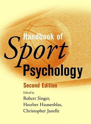 Portada del libro 9780471379959 Handbook of Sport Psychology