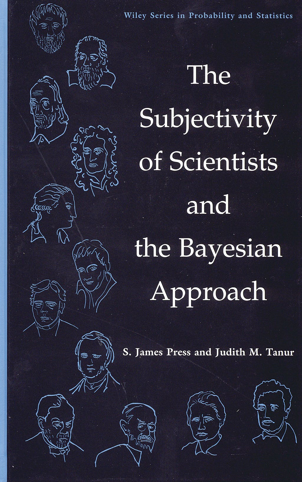 Portada del libro 9780471396857 The Subjectivity of Scientists and the Bayesian Approach