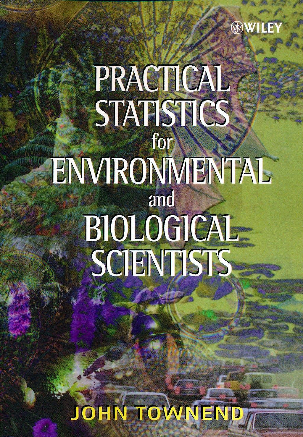 Portada del libro 9780471496656 Practical Statistics for Environmental and Biological Scientists