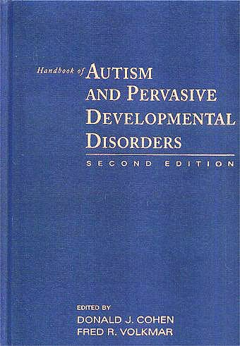 Portada del libro 9780471532422 Handbook of Autism and Pervasive Developmental Disorders