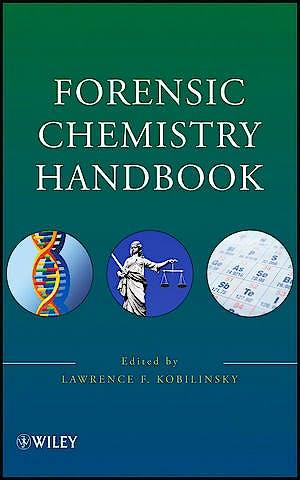 Portada del libro 9780471739548 Forensic Chemistry Handbook