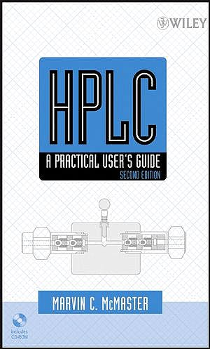 Portada del libro 9780471754015 Hplc: A Practical User's Guide