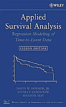 Portada del libro 9780471754992 Applied Survival Analysis: Regression Modeling of Time to Event Data