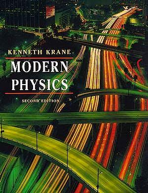 Portada del libro 9780471828723 Modern Physics