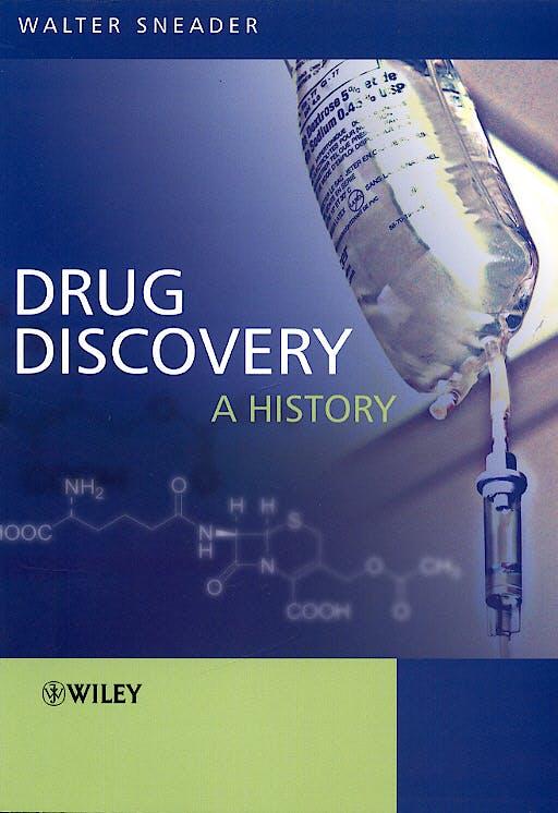 Portada del libro 9780471899808 Drug Discovery. a History