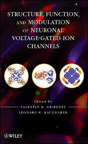 Portada del libro 9780471930136 Structure, Function and Modulation of Neuronal Voltage-Gated Ion Channels