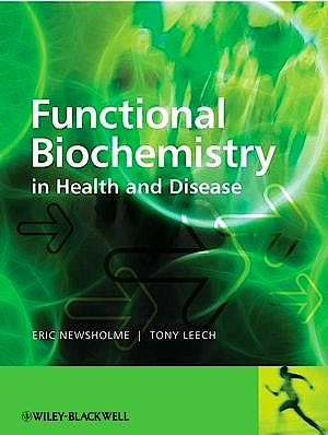Portada del libro 9780471931652 Functional Biochemistry in Health and Disease (Softcover)
