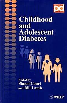 Portada del libro 9780471970033 Childhood and Adolescent Diabetes