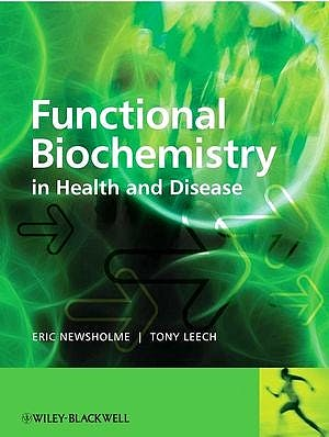Portada del libro 9780471988205 Functional Biochemistry in Health and Disease (Hardcover)