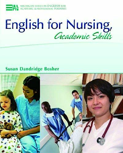 Portada del libro 9780472032273 English for Nursing, Academic Skills