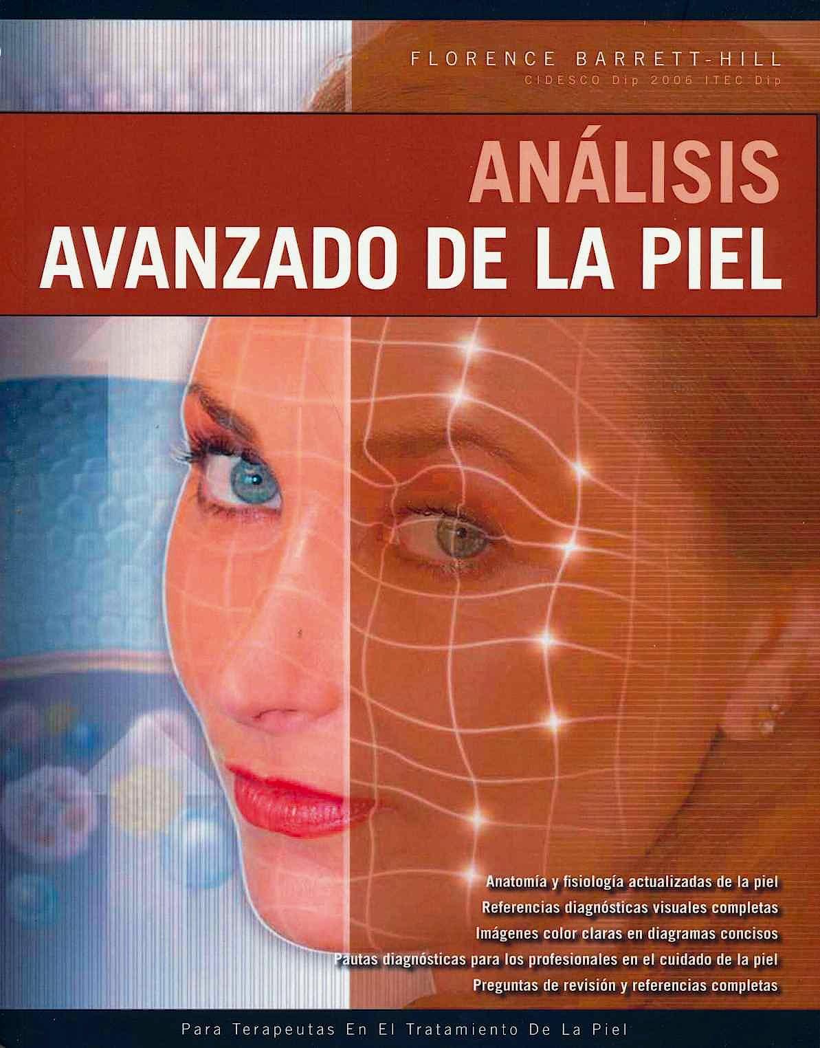 Portada del libro 9780473251673 Análisis Avanzado de la Piel