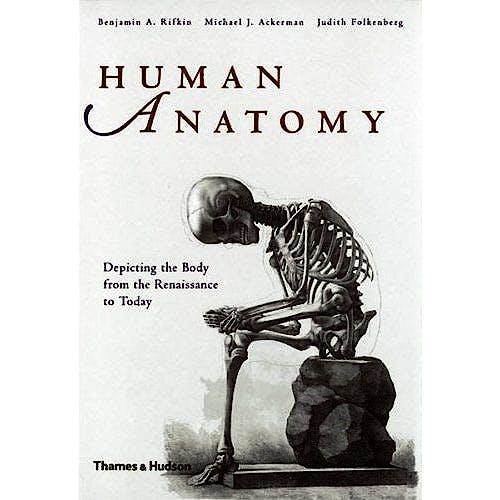 Portada del libro 9780500512999 Human Anatomy