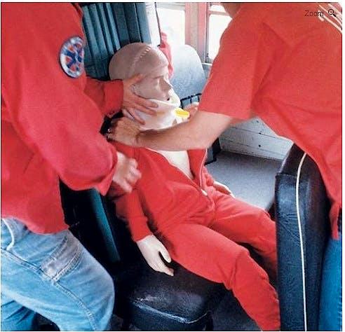 Muñeco Juvenil para Rescate, 7,25 Kg.