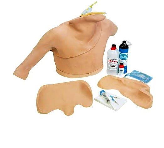 Modelo de Cateterizacion Cardiaca