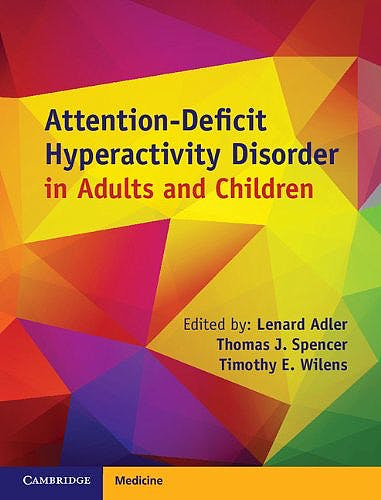 Portada del libro 9780521113984 Attention-Deficit Hyperactivity Disorder in Adults and Children