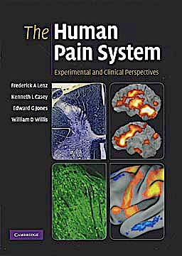 Portada del libro 9780521114523 The Human Pain System. Experimental and Clinical Perspectives