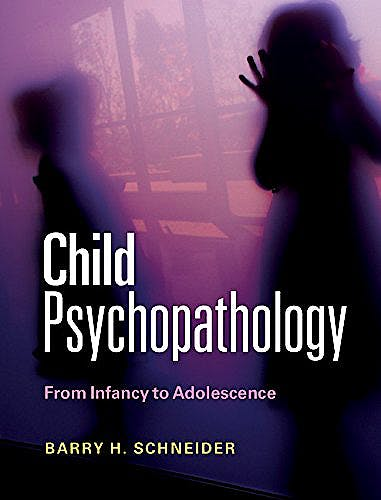 Portada del libro 9780521152112 Child Psychopathology. from Infancy to Adolescence