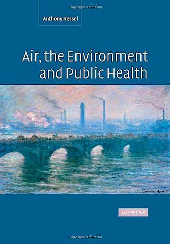 Portada del libro 9780521157735 Air, the Environment and Public Health