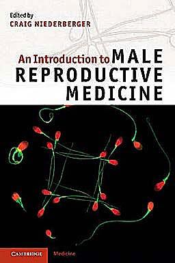 Portada del libro 9780521173025 An Introduction to Male Reproductive Medicine