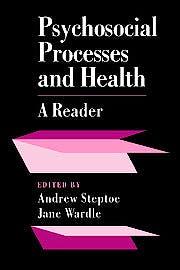 Portada del libro 9780521426183 Psychosocial Processes and Health. a Reader