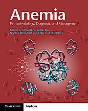 Portada del libro 9780521514262 Anemia. Pathophysiology, Diagnosis, and Management + Online Access