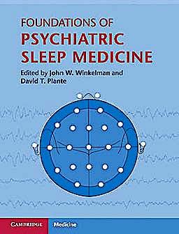 Portada del libro 9780521515115 Foundations Os Psychiatric Sleep Medicine