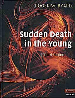 Portada del libro 9780521516617 Sudden Death in the Young