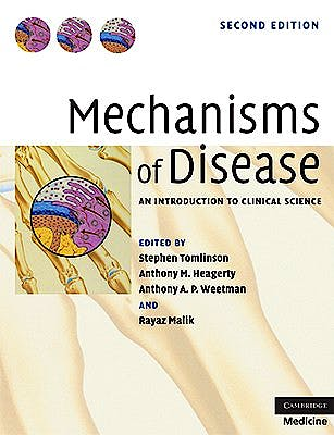 Portada del libro 9780521523189 Mechanisms of Disease. an Introduction to Clinical Science