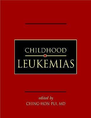 Portada del libro 9780521581769 Childhood Leukemias