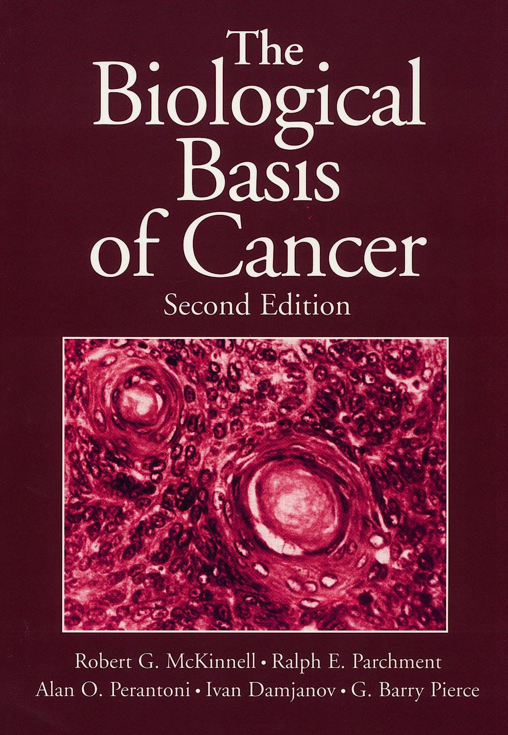 Portada del libro 9780521606332 The Biological Basis of Cancer