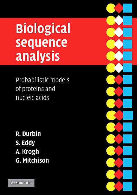 Portada del libro 9780521629713 Biological Sequence Analysis. Probabilistic Models of Proteins and Nucleic Acids