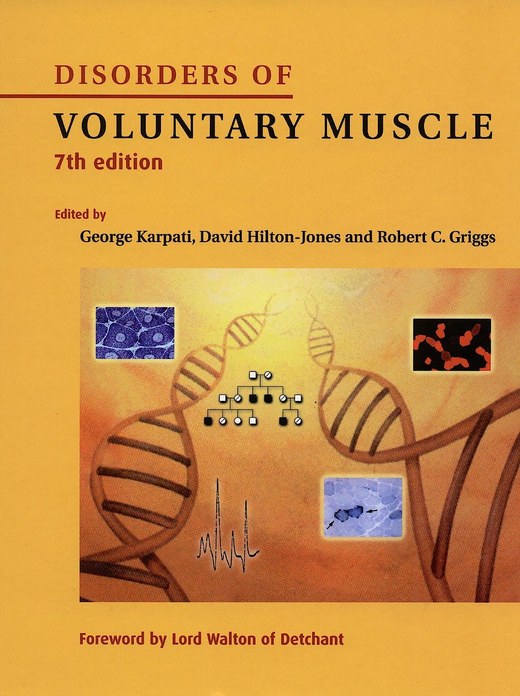 Portada del libro 9780521650625 Disorders of Voluntary Muscle